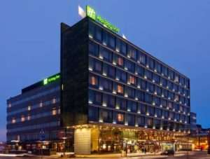 Book with Scandi Travel Holiday Inn in Helsinki