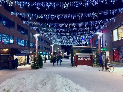 Winter tour to Rovaniemi