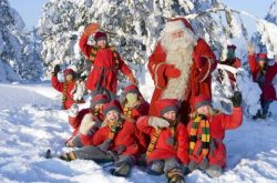 Visit Rovaniemi and Meet Santa Claus