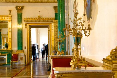 Excursion to the Hermitage | St Petersburg