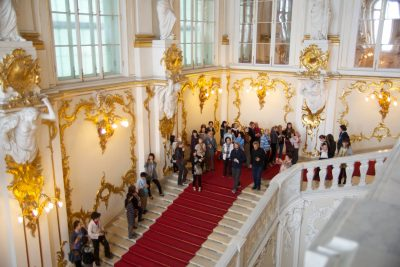 Tour of the Hermitage Museum
