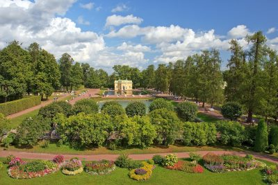 Visa free St Petersburg tour to Catherine Palace and Amber room